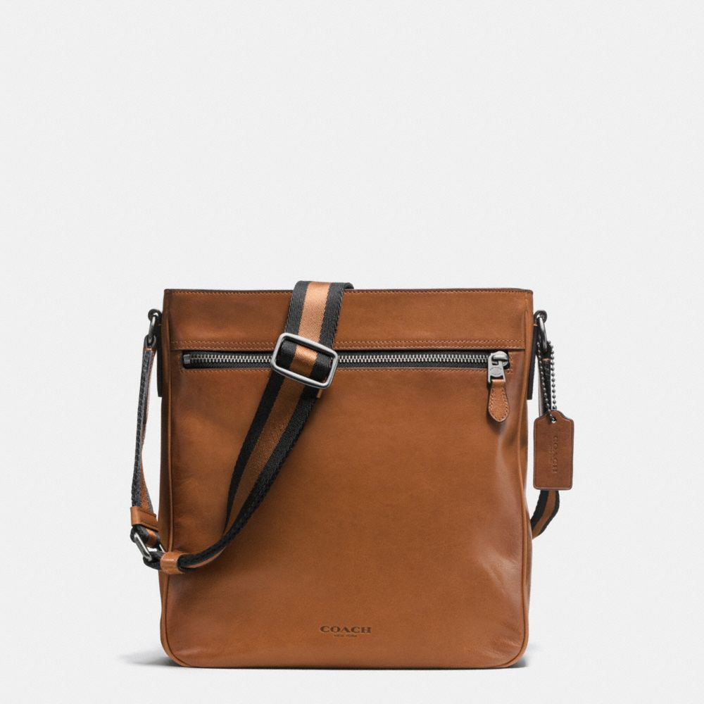 METROPOLITAN CROSSBODY IN SPORT CALF LEATHER