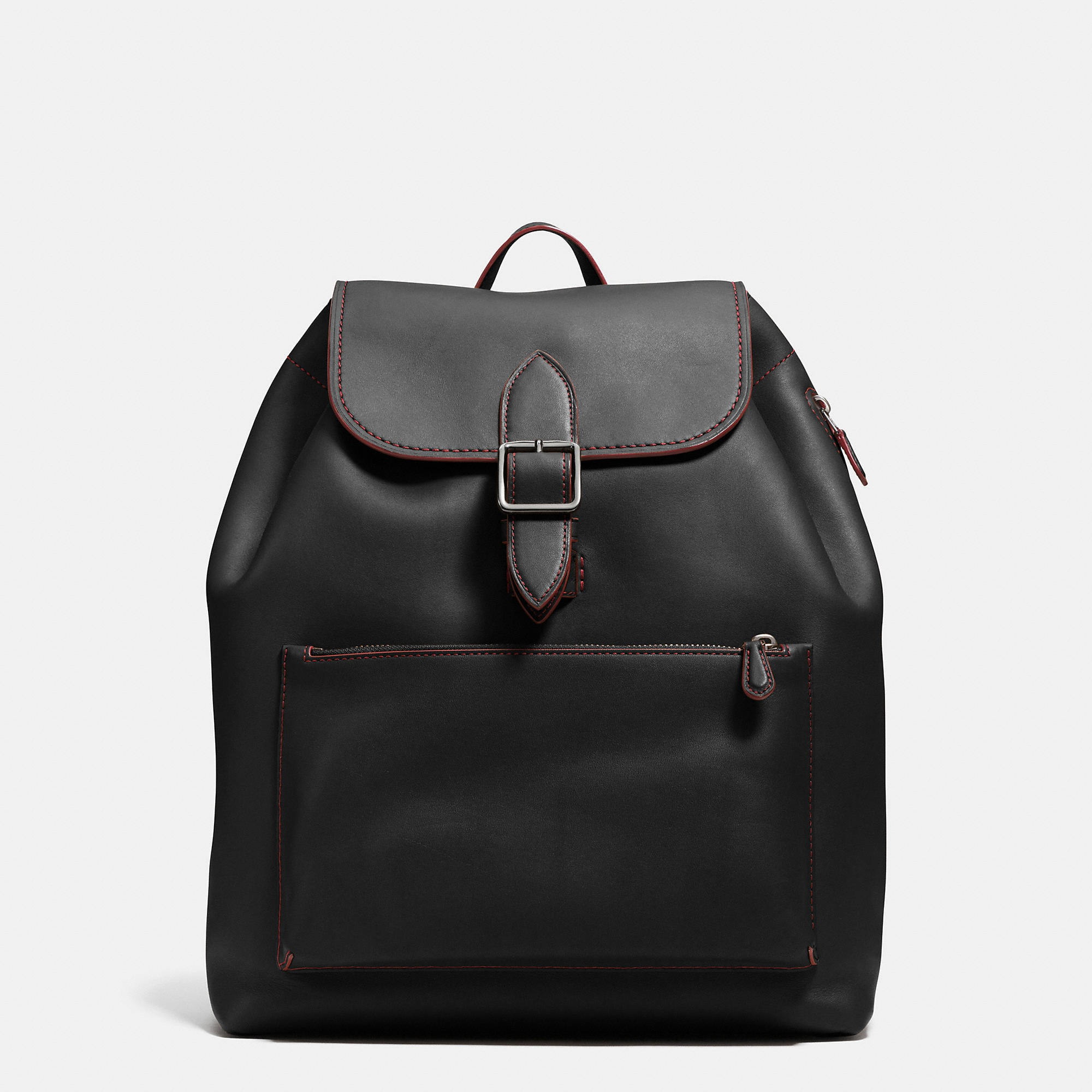 Coach Archival Rucksack In Glovetanned Leather