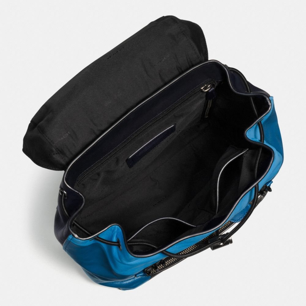 Manhattan Backpack in Sport Calf Leather - Autres affichages A3
