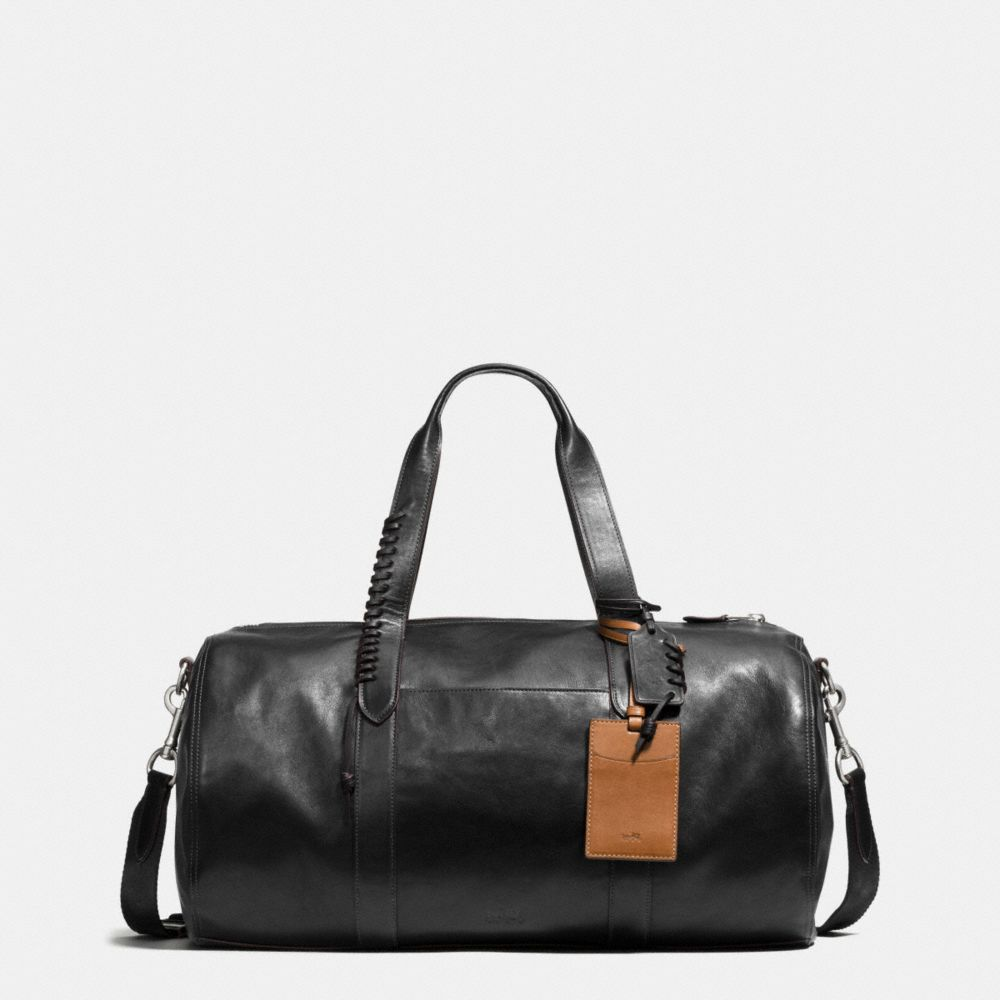 RIP AND REPAIR LARGE GYM BAG IN SPORT CALF LEATHER