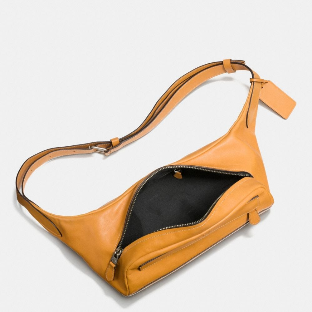 Small Hip Bag in Sport Calf Leather - Alternate View A1