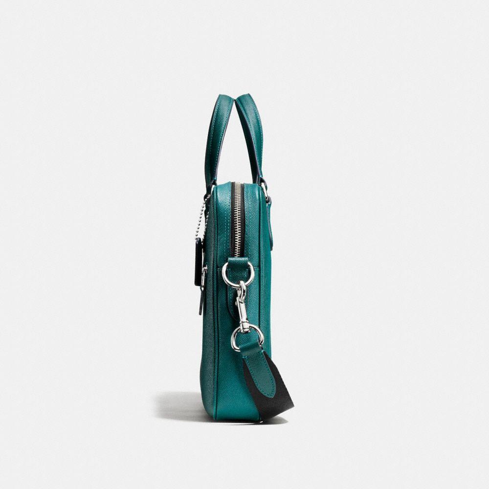 Hudson 5 Bag in Burnished Crossgrain Leather - Autres affichages A1