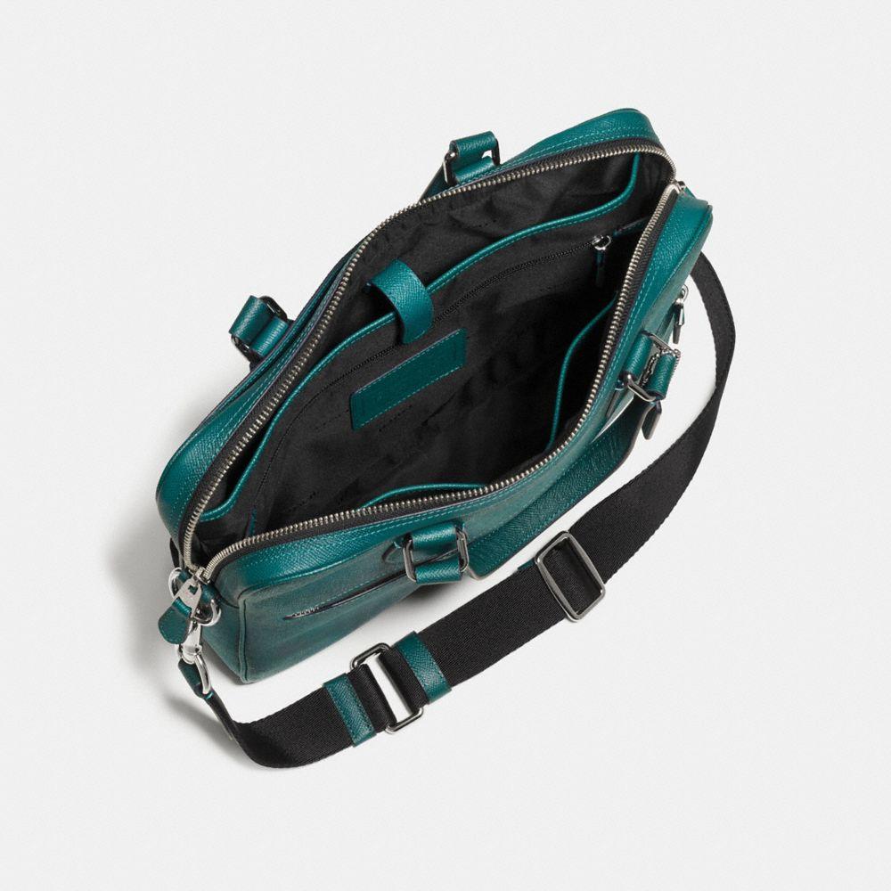 Hudson 5 Bag in Burnished Crossgrain Leather - Autres affichages A3