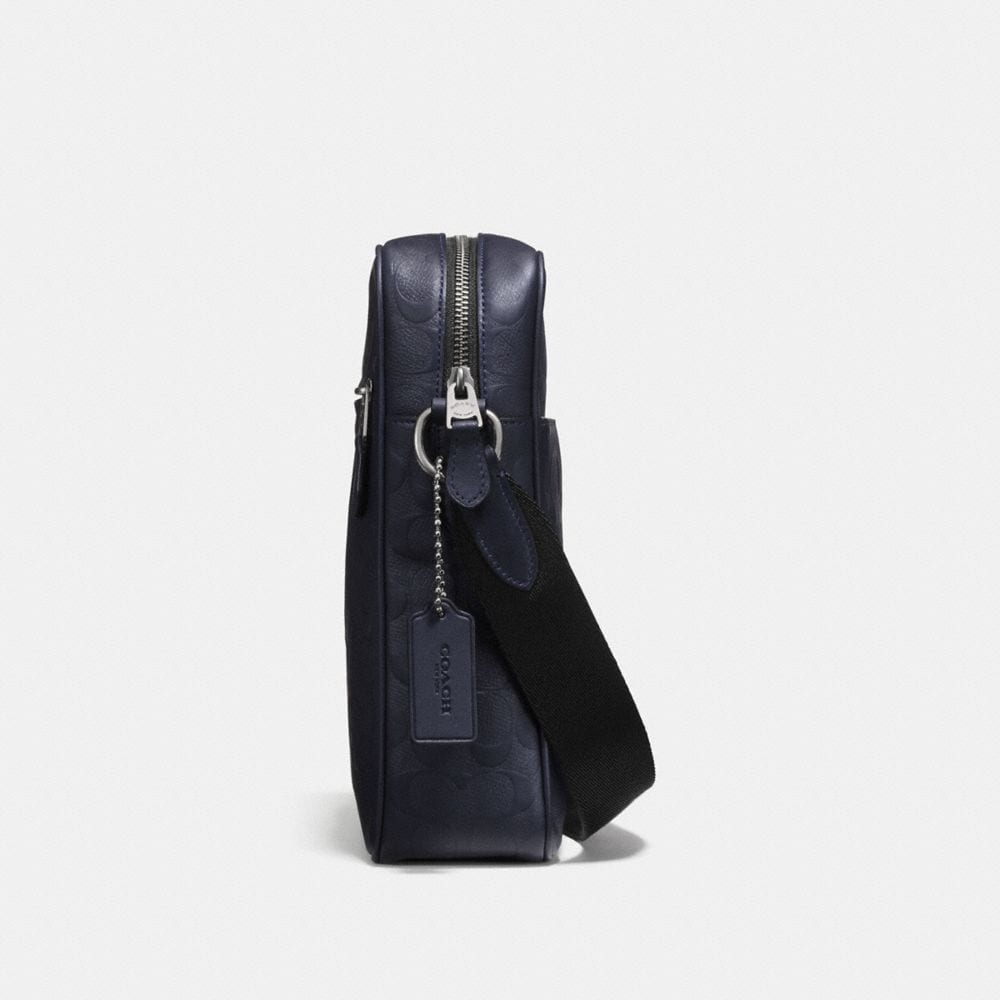 Flight Bag in Signature Crossgrain Leather - Alternate View A1