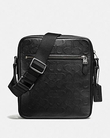 COACH: Men's Messenger Bags