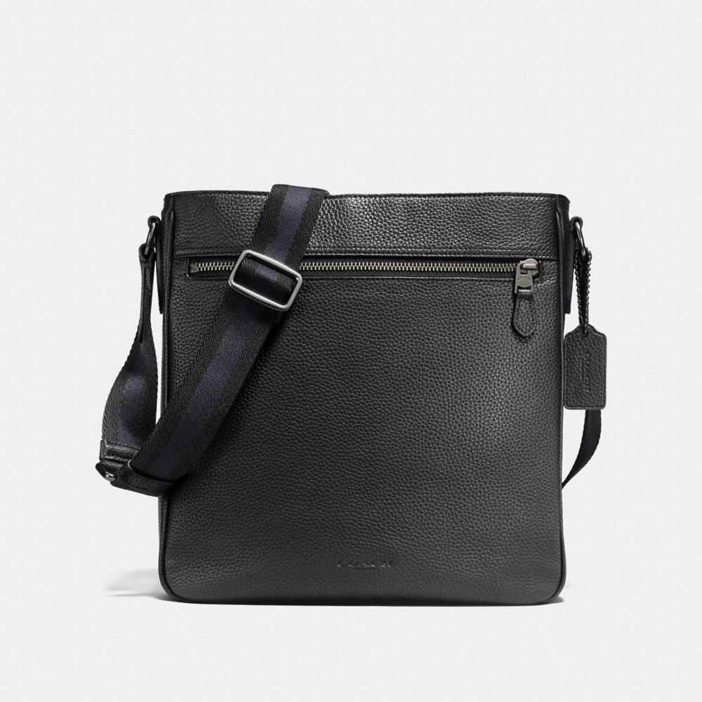 Metropolitan Crossbody in Pebble Leather