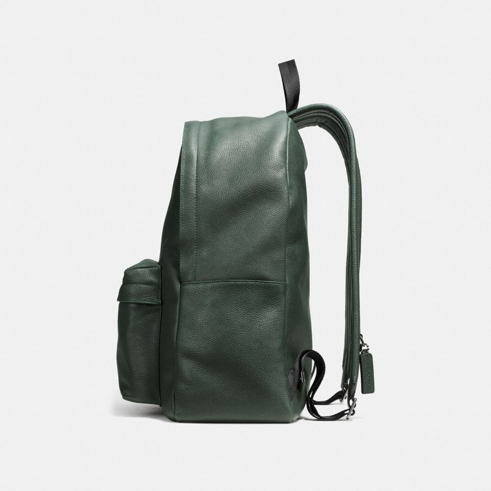 Campus Backpack in Pebble Leather - Alternate View A1