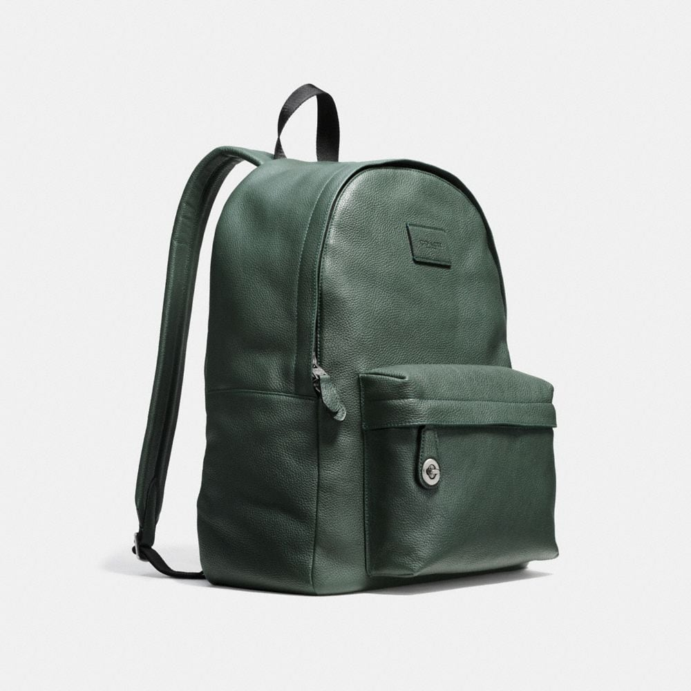 Campus Backpack in Pebble Leather - Autres affichages A2
