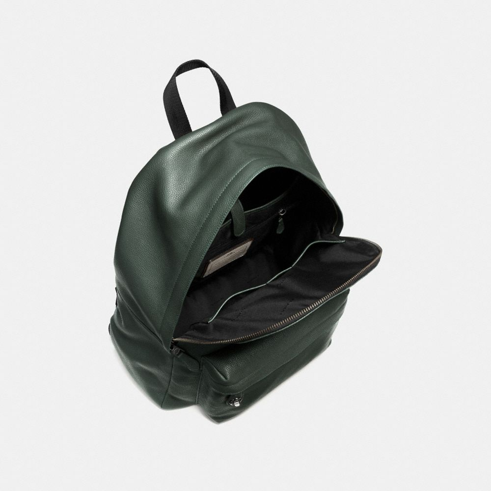 Campus Backpack in Pebble Leather - Autres affichages A3