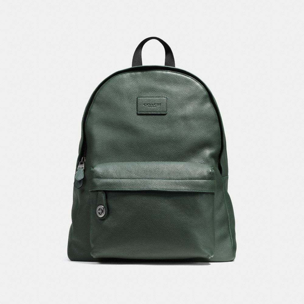 Campus Backpack in Pebble Leather