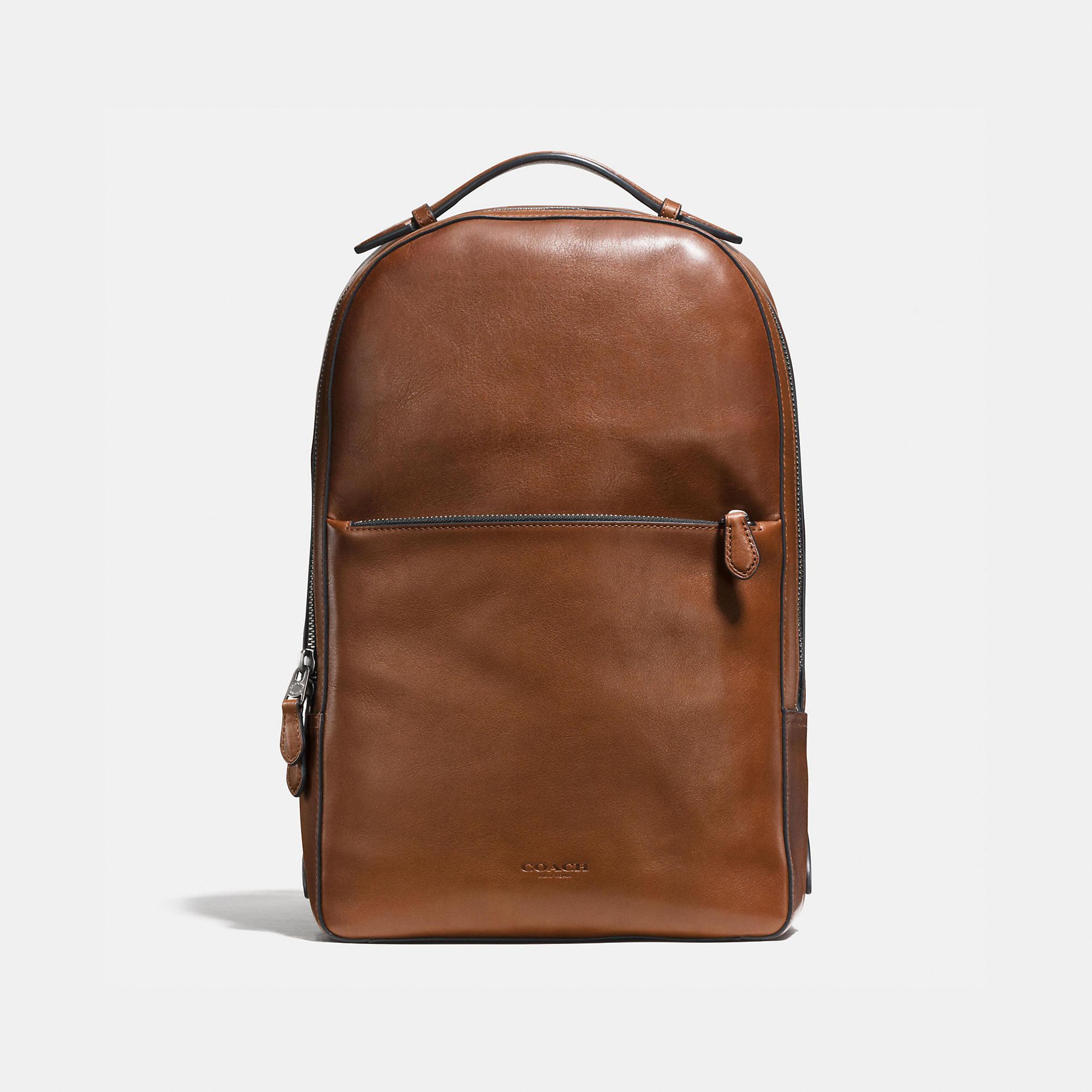 Coach Metropolitan Soft Backpack In Sport Calf Leather
