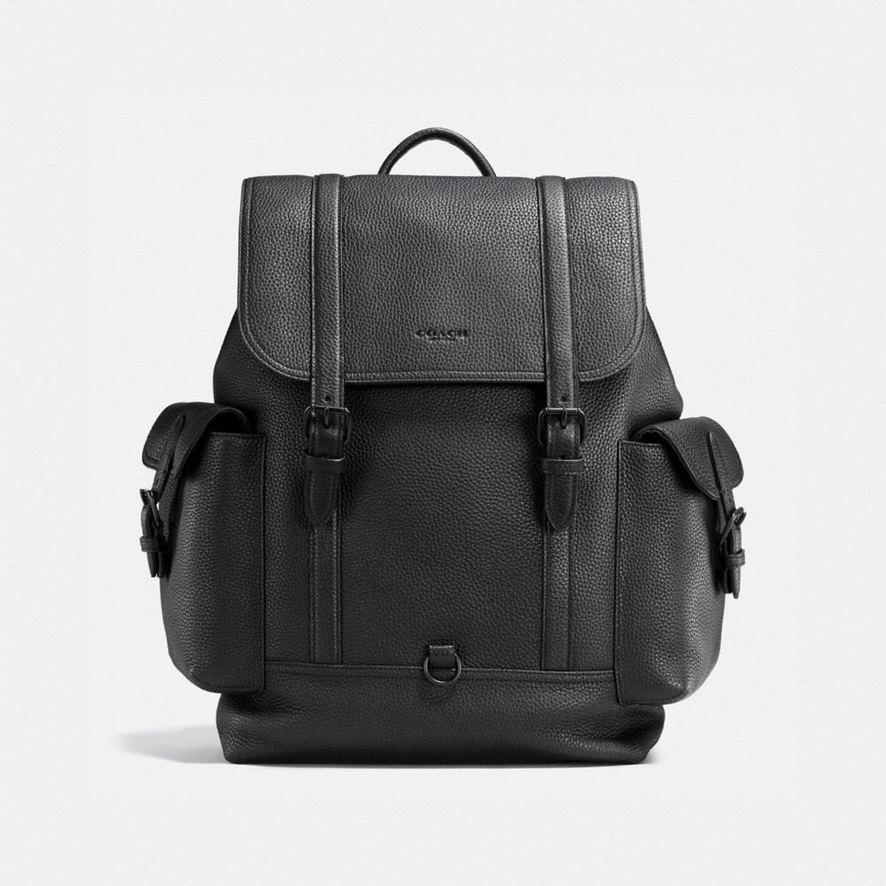 Coach Metropolitan Rucksack in Pebble Leather