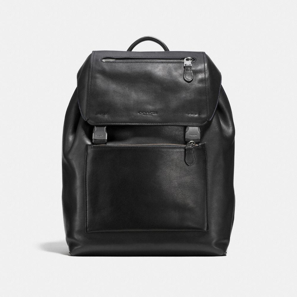 Coach Manhattan Backpack in Sport Calf Leather