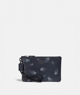SMALL WRISTLET WITH STAR PRINT