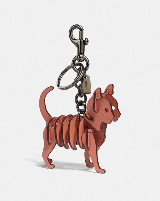 SMALL CAT BAG CHARM