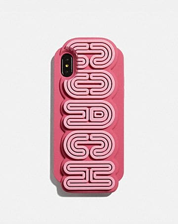 CUSTODIA PER IPHONE X/XS
