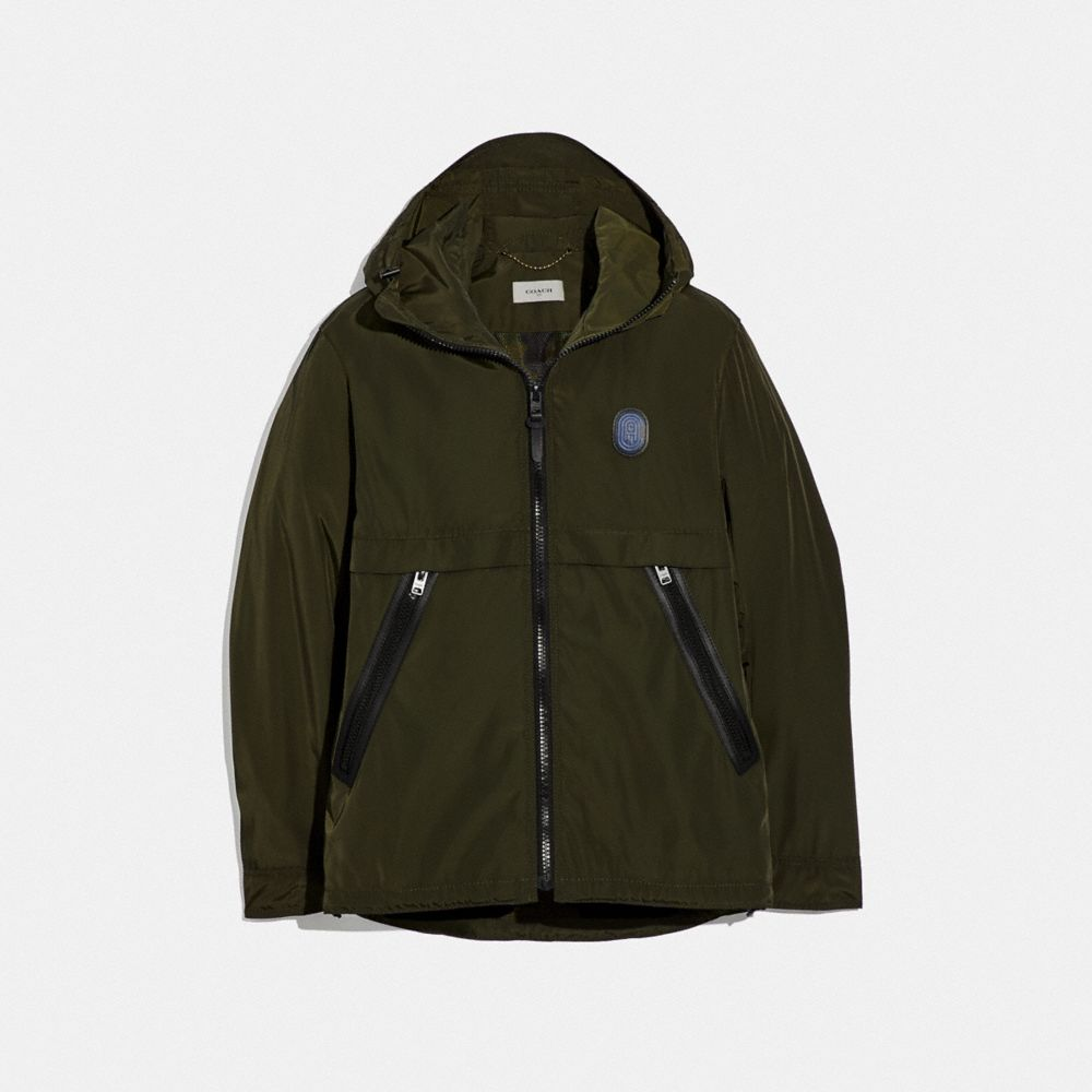 FULL ZIP WINDBREAKER
