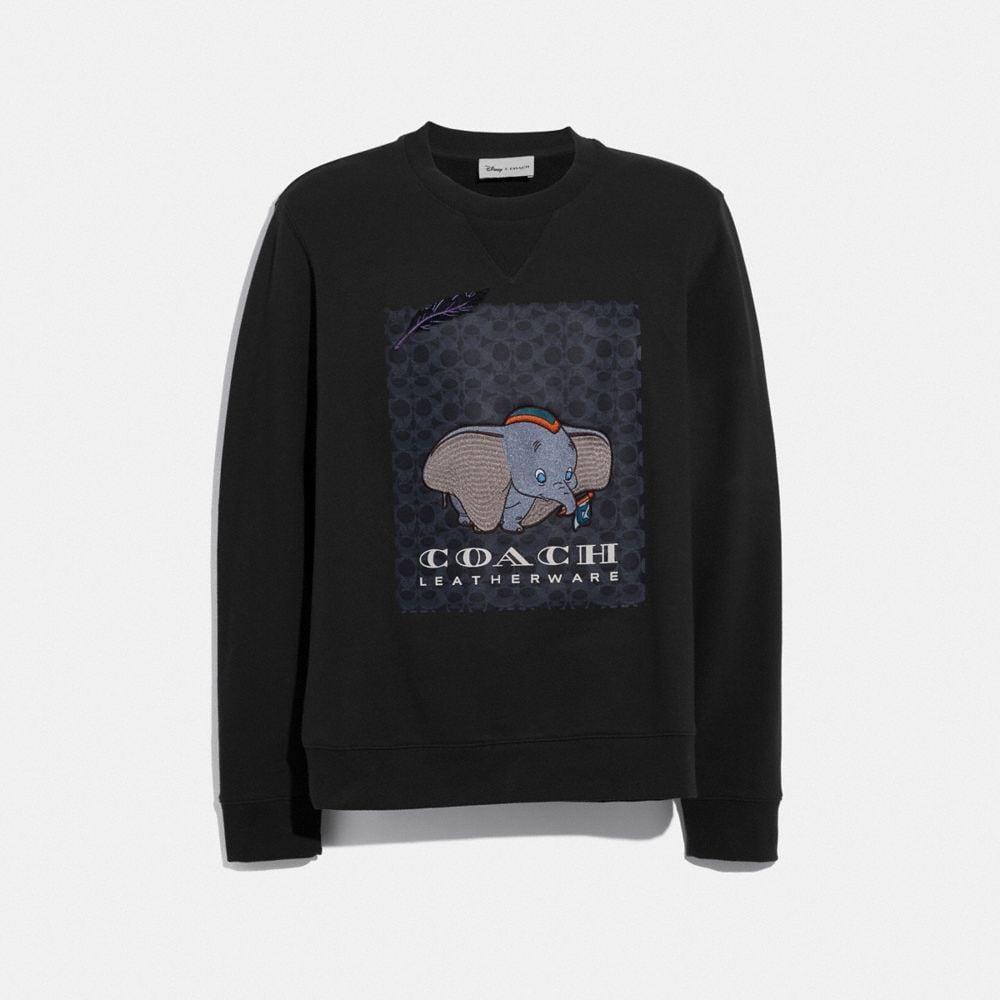 Coach Disney X Coach Dumbo Print Sweatshirt