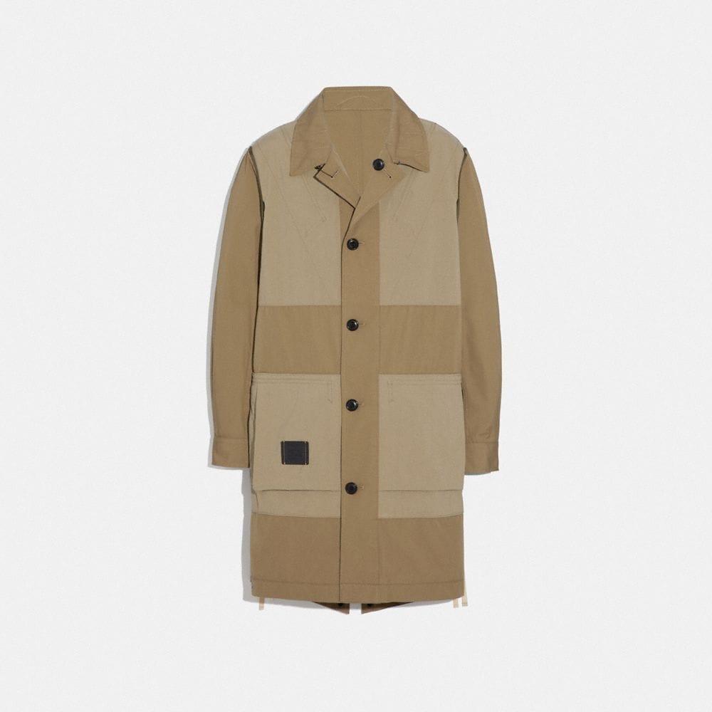 Coach Reversible Coat