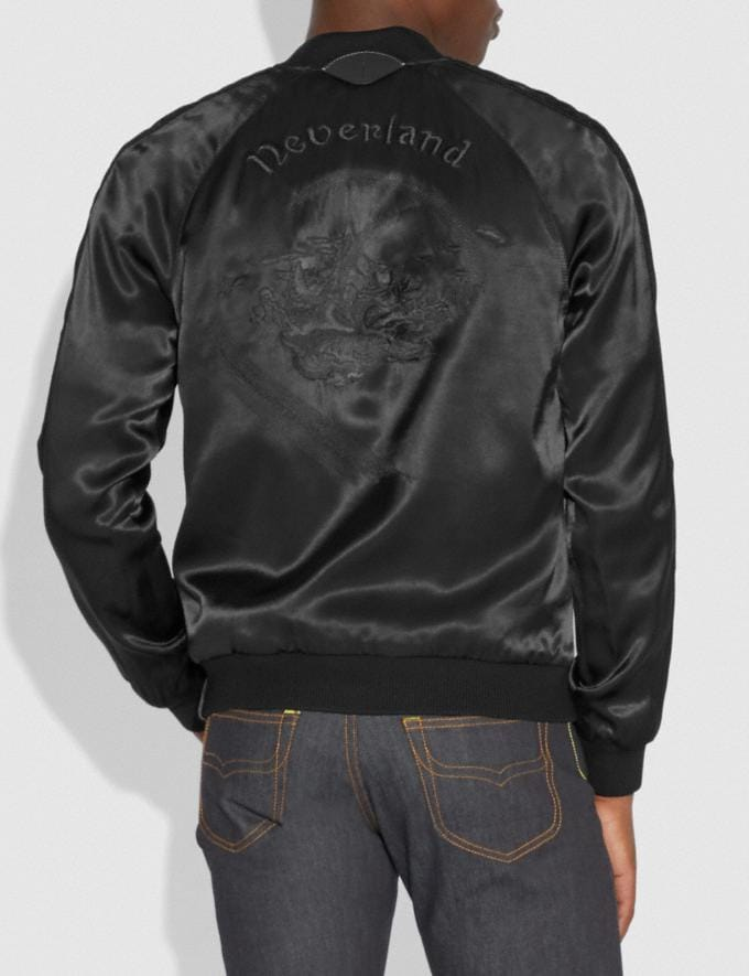 Coach Disney X Coach Reversible Souvenir Jacket Black DEFAULT_CATEGORY Alternative Ansicht 2