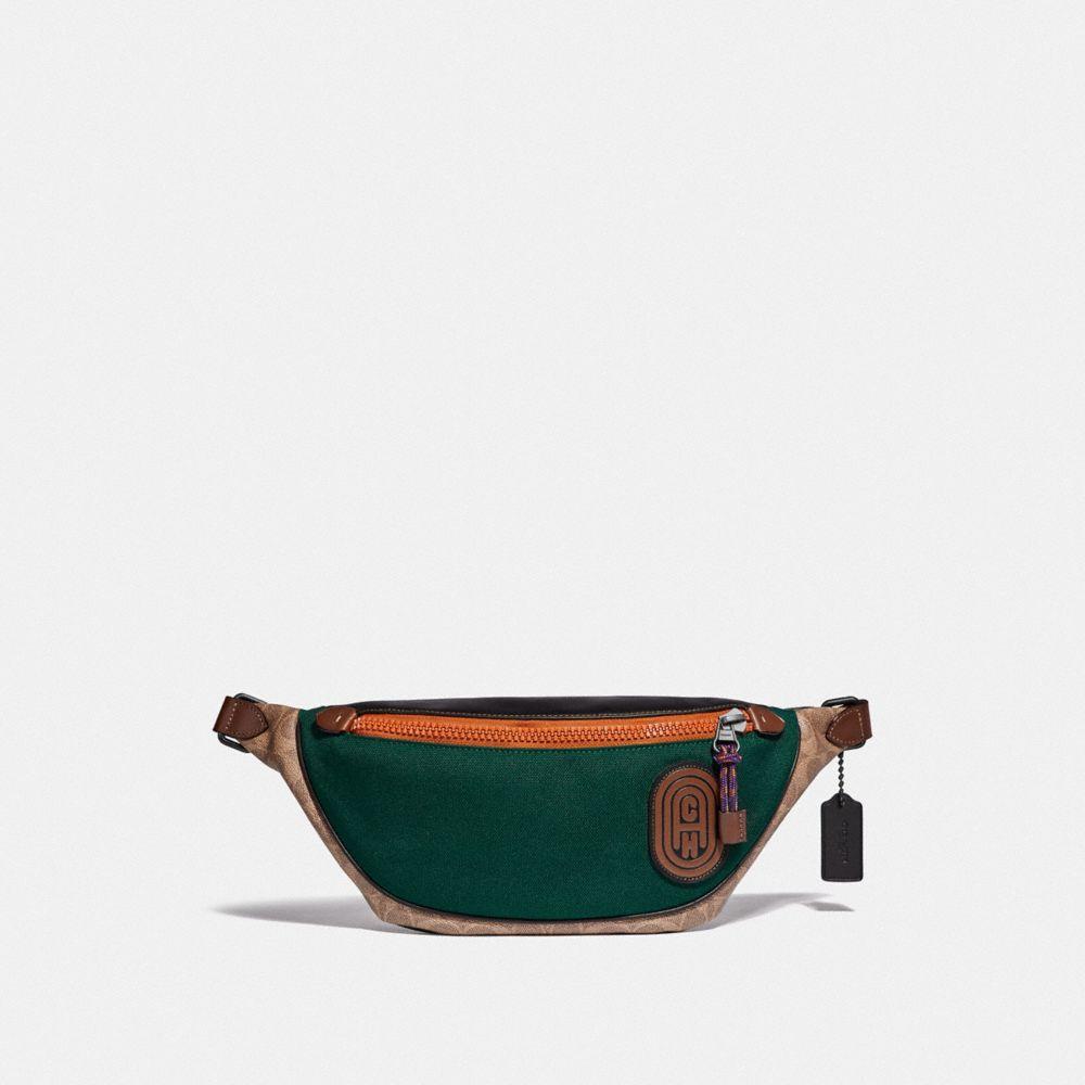 khaki/black copper