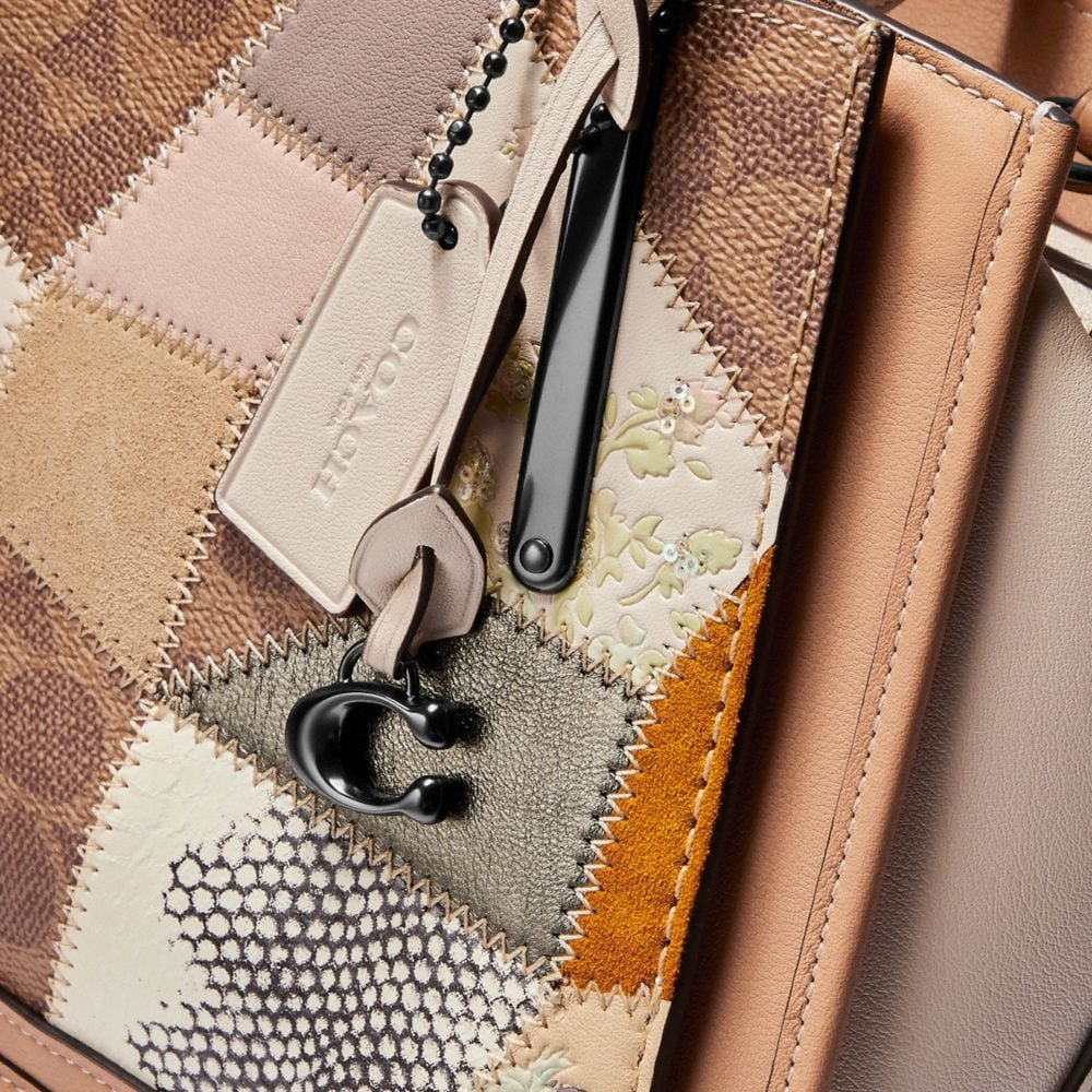 Coach Dreamer With Signature Patchwork Alternate View 5