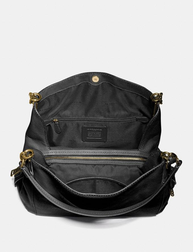 Coach Dalton 31 Black/Gold Personalise For Her Bags Alternate View 3
