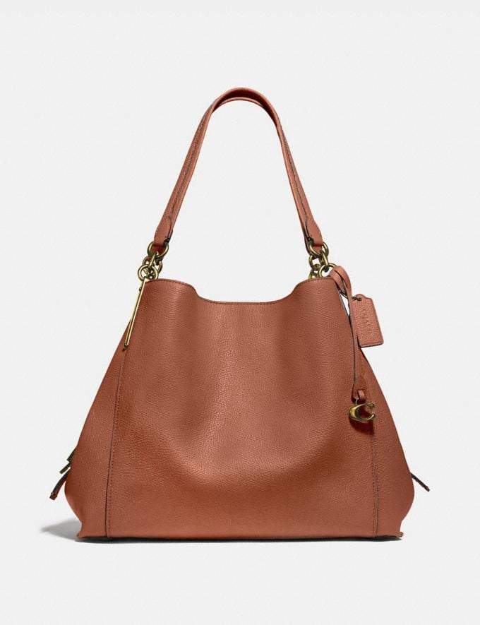 Coach Dalton 31 1941 Saddle/Gold Personalise For Her Bags