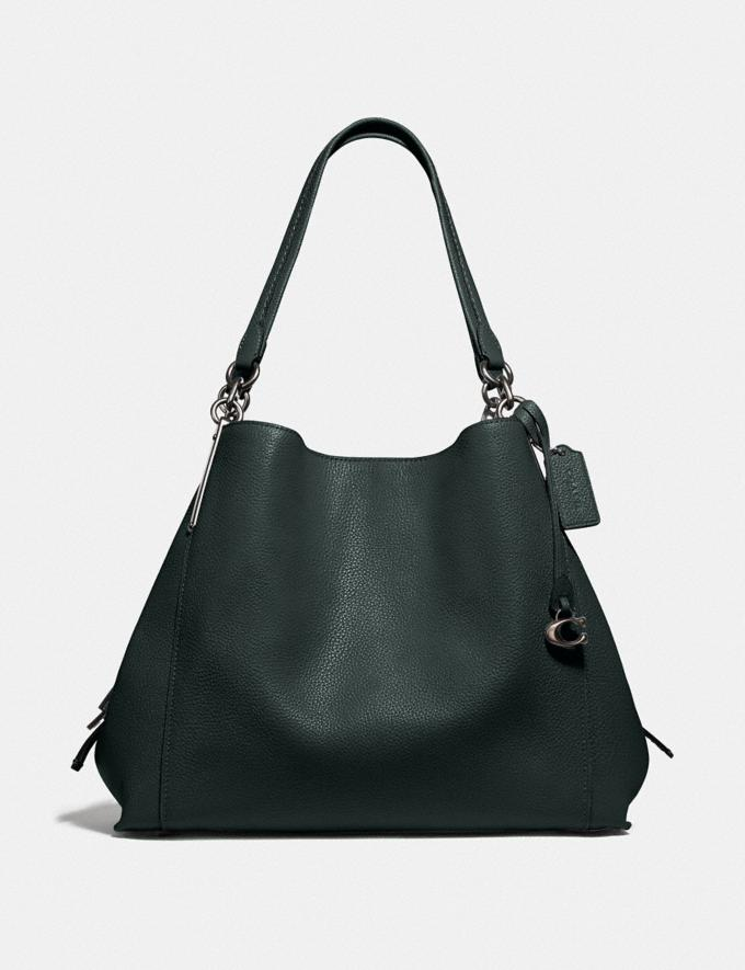 Coach Dalton 31 V5/Pine Green Bags Collection Dalton