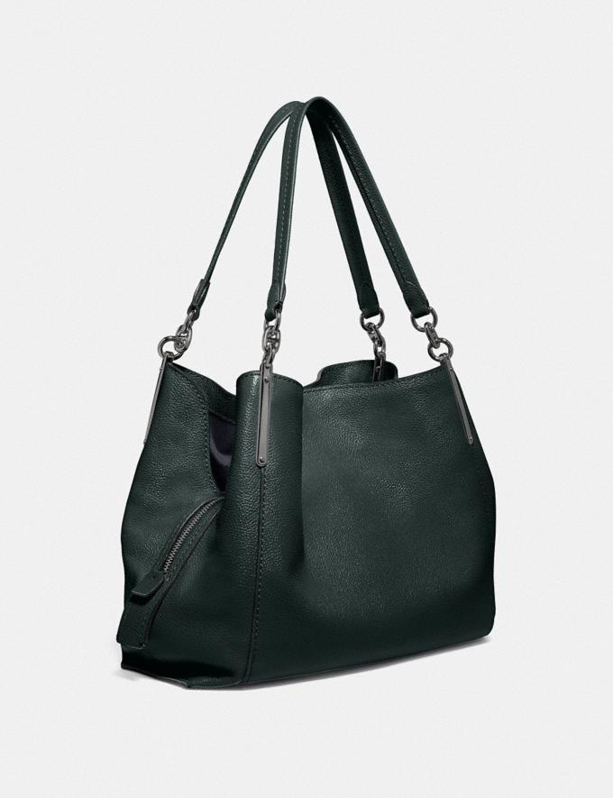 Coach Dalton 31 V5/Pine Green Bags Collection Dalton Alternate View 1