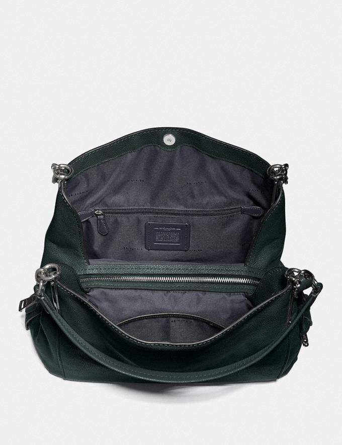 Coach Dalton 31 V5/Pine Green New Women's New Arrivals Alternate View 2