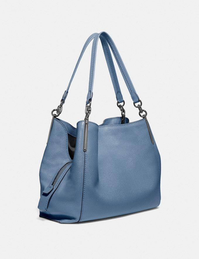 Coach Dalton 31 Pewter/Stone Blue SALE 30% off Select Styles 30% off Alternate View 1
