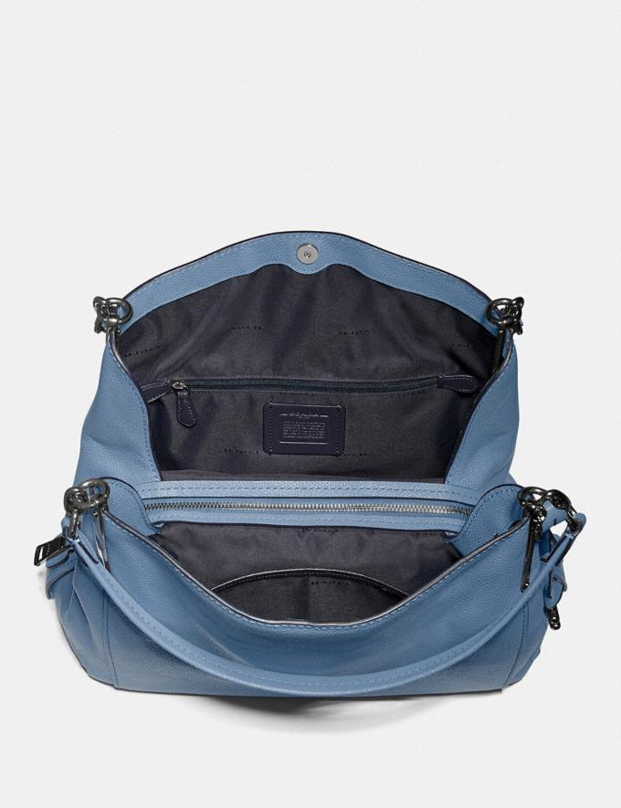 Coach Dalton 31 Pewter/Stone Blue SALE 30% off Select Styles 30% off Alternate View 2