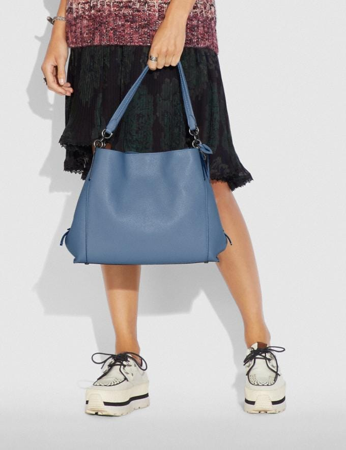 Coach Dalton 31 Pewter/Stone Blue SALE 30% off Select Styles 30% off Alternate View 4