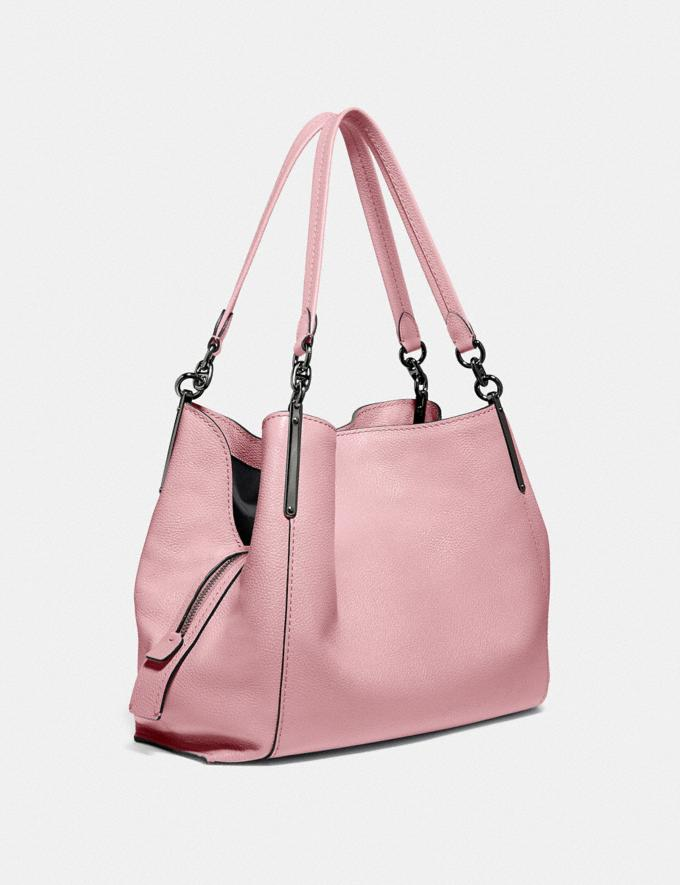 Coach Dalton 31 Pewter/Aurora Women Handbags Shoulder Bags & Hobos Alternate View 1