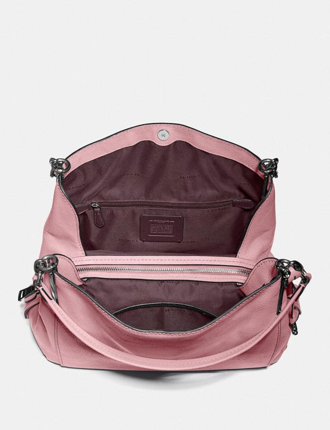 Coach Dalton 31 Pewter/Aurora Women Handbags Shoulder Bags & Hobos Alternate View 2