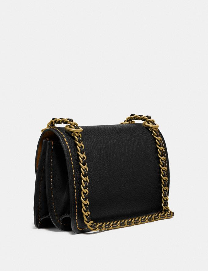 Coach Troupe Crossbody Black/Brass  Alternate View 1