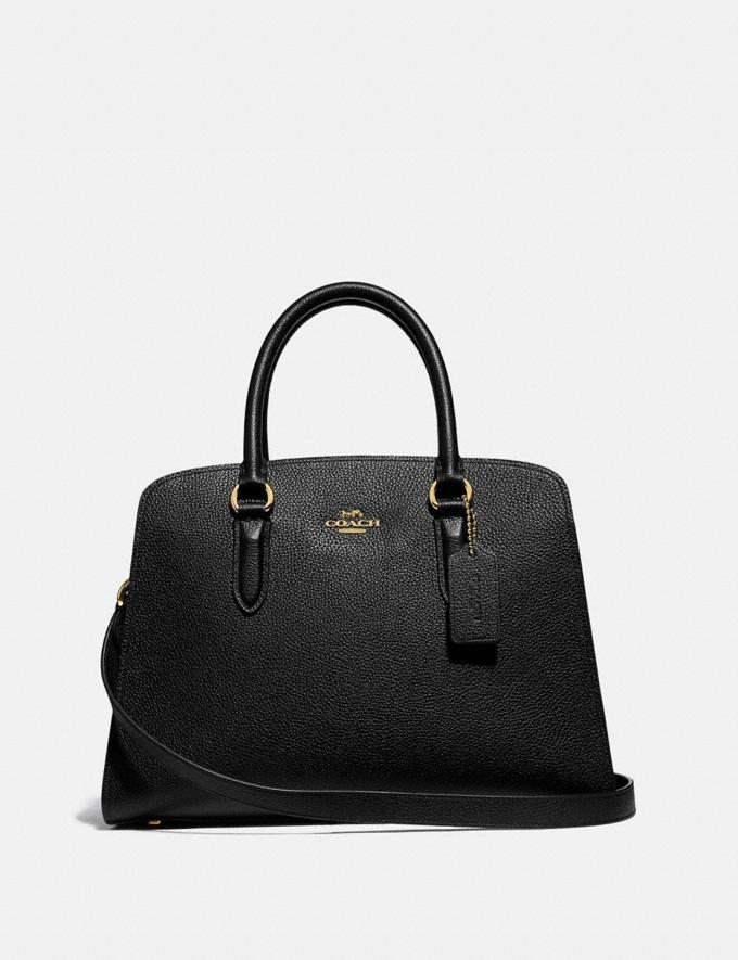 Coach Channing Carryall Gold/Black