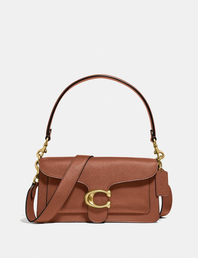 Coach Tabby Shoulder Bag 26 Brown Women Bags View All