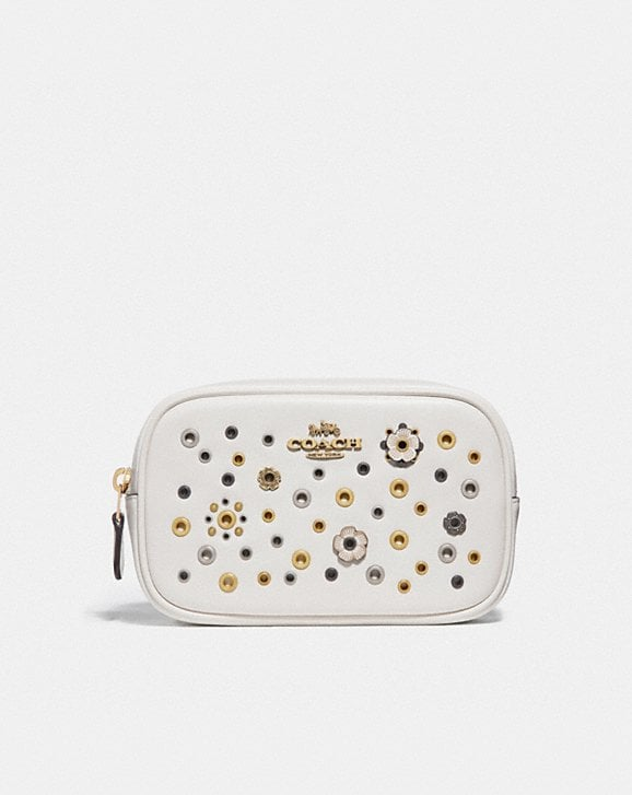Coach BELT BAG WITH SCATTERED RIVETS