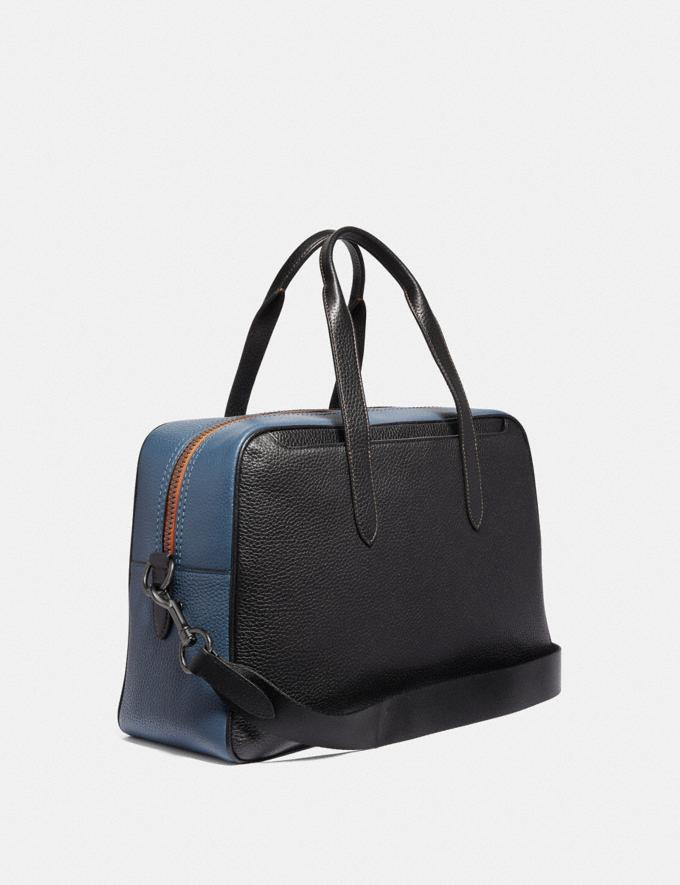 9c5cae9761 Metropolitan Soft Carryall With Coach Patch