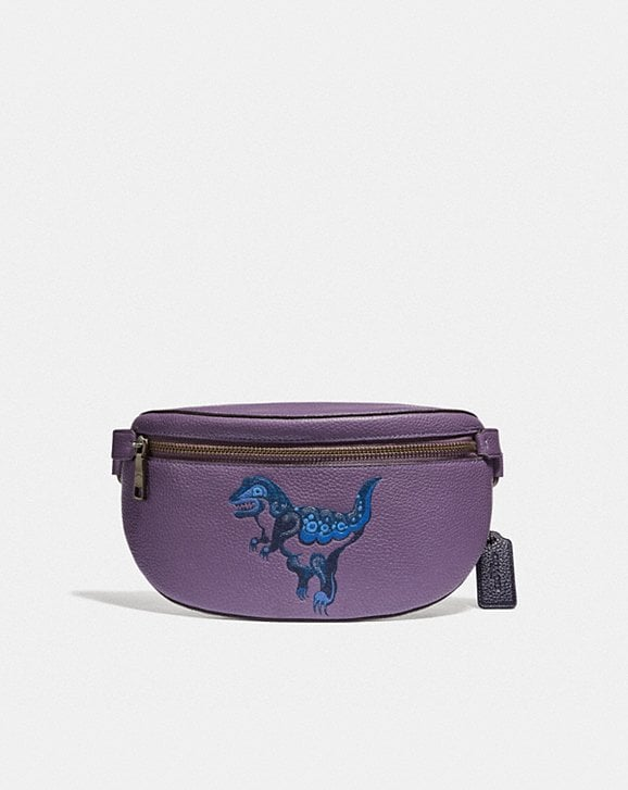 Coach BELT BAG WITH REXY BY ZHU JINGYI