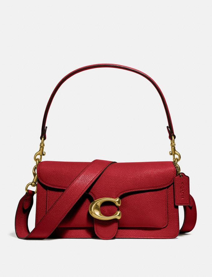 Coach Tabby Shoulder Bag 26 B4/Red Apple Seasonal Offers Women Bags