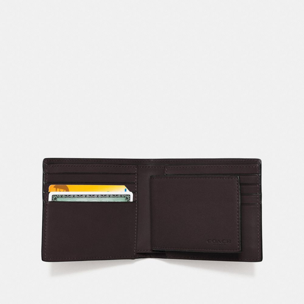 Coach Compact Id Wallet Alternate View 2