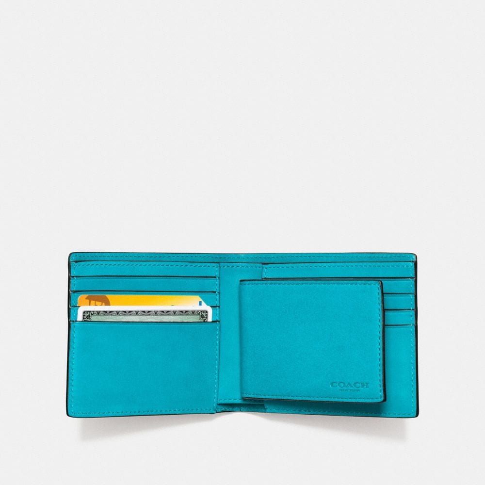 Coach Compact Id Wallet Alternate View 1
