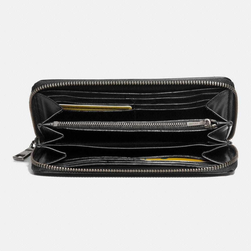 Accordion Wallet in Sport Calf Leather - Autres affichages L1