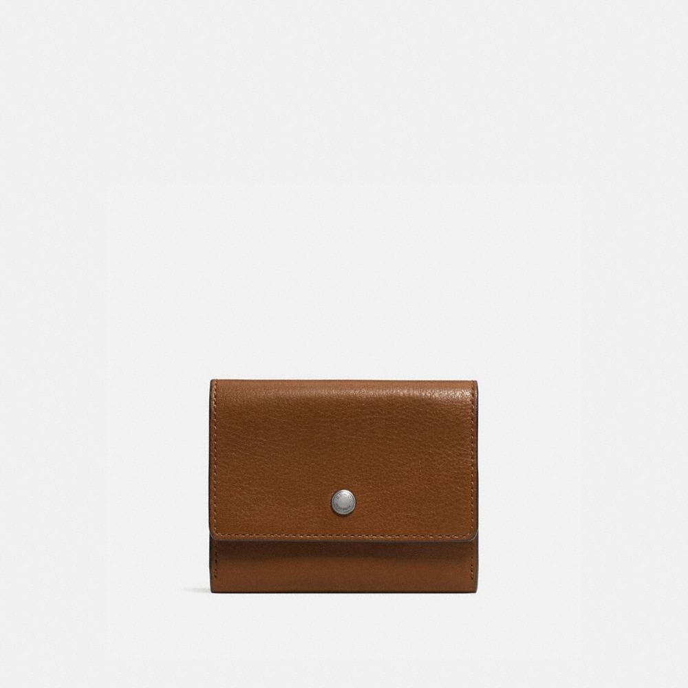 COIN CASE IN SPORT CALF LEATHER