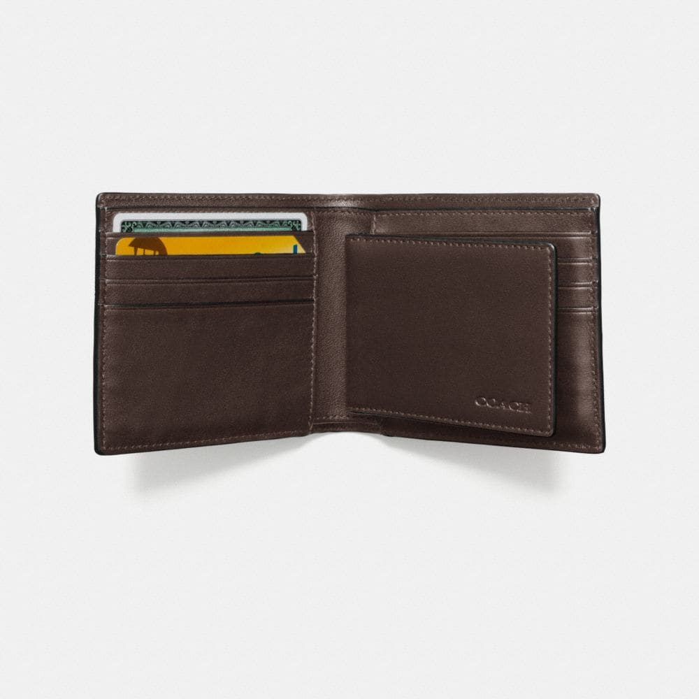 Compact Id Wallet in Signature Canvas - Alternate View L1