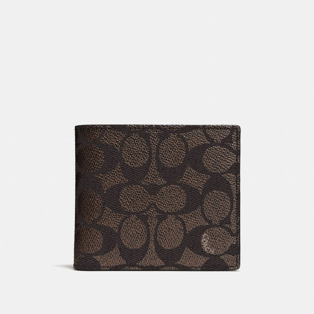 COIN WALLET IN SIGNATURE CANVAS