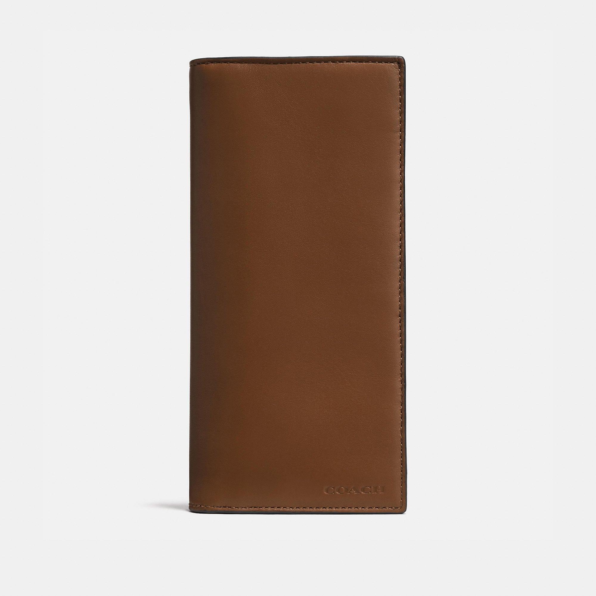 Coach Breast Pocket Wallet In Sport Calf Leather